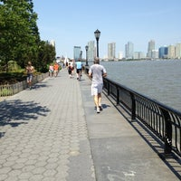 Photo taken at Battery Park City Esplanade by Vivi H. on 6/15/2013