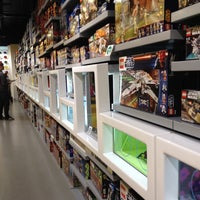 Photo taken at The LEGO Store by Indra U. on 8/14/2014