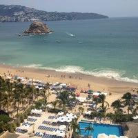 Photo taken at Hotel Playa Suites by Lalebernal on 4/19/2013