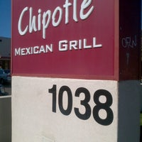 Photo taken at Chipotle Mexican Grill by Deepika M. on 1/30/2013