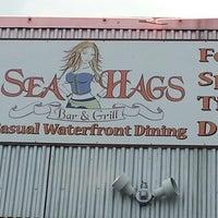 Photo taken at Sea Hags by Starfish J. on 3/12/2013