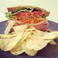 Photo taken at Tiny's Giant Sandwich Shop by Pierre V. on 5/21/2013