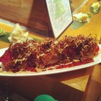 Photo taken at Jizake Sushi by Katy L. on 12/22/2012
