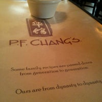 Photo taken at P.F. Chang's by Michael B. on 7/26/2013