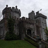 Photo taken at Dromoland Castle Hotel by Arnaud D. on 5/7/2013