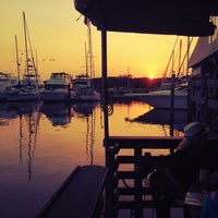 Photo taken at Pilot House Marina & Restaurant by markus a. on 3/23/2013
