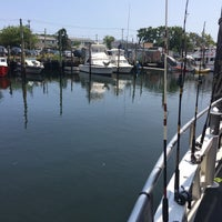 Photo taken at Captain Lou Fleet by David C. on 8/10/2014