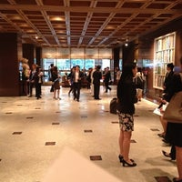 Photo taken at Grand InterContinental Seoul Parnas by Christine C. on 10/4/2012