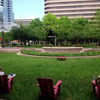 Photo taken at Crystal City by Gul K. on 5/4/2016