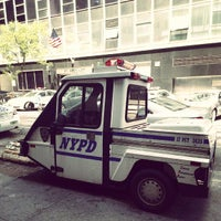 Photo taken at NYPD - 17th Precinct by Benjamin G. on 6/23/2013
