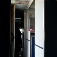 Photo taken at Cayman Airways Flight 832 by Maurys M. on 1/25/2013