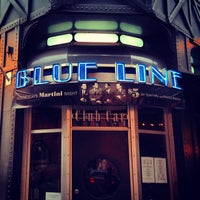 Photo taken at Blue Line Lounge and Grill by @steveGOgreen on 6/6/2013