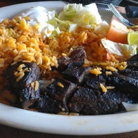 Photo taken at Cocula Mexican Restaurant by Krysti N. on 12/21/2012