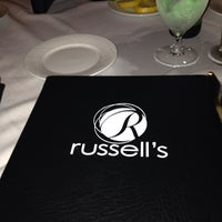 Photo taken at Russell's Steaks, Chops, & More by Eduardo P. on 6/3/2014