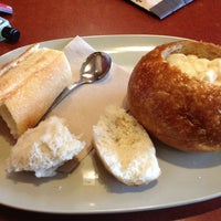 Photo taken at Panera Bread by Arianna D. on 11/15/2012