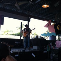 Photo taken at Rick's on the River by Nancy on 7/26/2013
