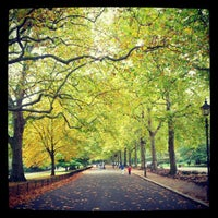 Photo taken at Battersea Park by Roman K. on 10/20/2012