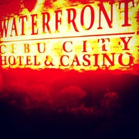 Photo taken at Waterfront Cebu City Hotel & Casino by Reih ann M. on 1/26/2013