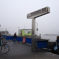 Photo taken at GVB Veer - Centraal Station → Buiksloterweg by Anita K. on 11/24/2012