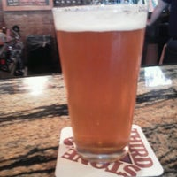 Photo taken at Lazlo's Brewery & Grill - Haymarket by Fred L. on 11/4/2012