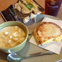 Photo taken at Panera Bread by Amanda W. on 10/4/2013