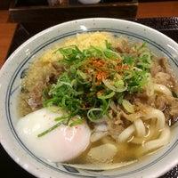 Photo taken at 香の川製麺 枚方津田店 by shinpapa on 11/5/2014