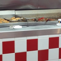 Photo taken at Five Guys by Cameron S. on 9/15/2012