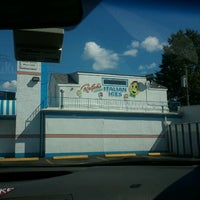 Photo taken at Ralph's Italian Ices by Chris S. on 9/30/2012