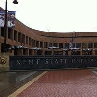 Photo taken at Kent Student Center by Matthew B. on 10/27/2012