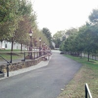 Photo taken at Historic Smithville Park by Kenneth S. on 10/15/2012