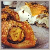 Photo taken at Brooklyn Bagel Bakery by Karen W. on 6/1/2013
