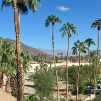 Photo taken at Palm Springs, CA by dutchboy on 10/17/2016