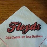 Photo taken at Floyd's Cajun Seafood - Webster by Kisha W. on 3/3/2013