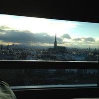Photo taken at Sofitel Vienna Stephansdom by Martin P. on 12/28/2012