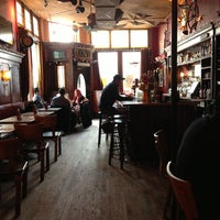 Photo taken at The Plough and Stars by Jordan M. on 3/14/2013