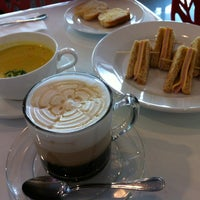 Photo taken at The Coffee Zelection by ANNSupermodel on 10/4/2012