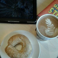 Photo taken at Jitters Cafe Shadyside by Melvin M. on 3/9/2013