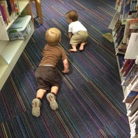 Photo taken at San Carlos Library by Olga S. on 9/9/2015