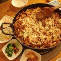 Photo taken at Joons Korean Restaurant by Patty L. on 4/14/2013