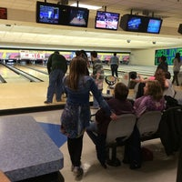 Photo taken at Arlington Lanes by SY S. on 4/6/2014