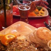 Photo taken at Hattie's Hat Restaurant by Byron C. on 7/14/2013