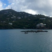 Photo taken at Port Of St. Thomas by Lisa F. on 1/15/2013