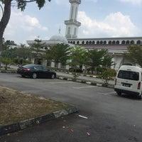 Photo taken at Penjara Kajang by adiqious s. on 8/9/2016