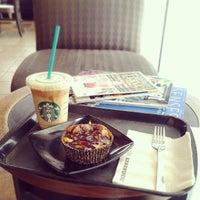 Photo taken at Starbucks by Izzati H. on 3/30/2013