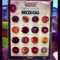 Photo taken at Krispy Kreme by Maya K. on 10/11/2012