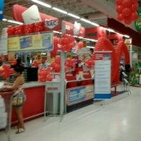 Photo taken at Extra by Rosane F. on 7/5/2013