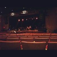 Photo taken at Kiva Auditorium by Jeremy B. on 10/5/2012