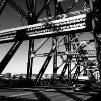 Photo taken at Story Bridge by Rafael B. on 6/24/2013