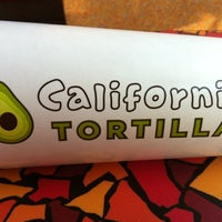 Photo taken at California Tortilla by Sandee C. on 11/9/2012