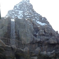 Photo taken at Matterhorn Bobsleds by Ray K. on 3/16/2013